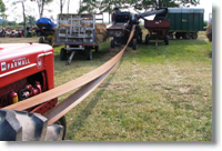 Threshing equipment