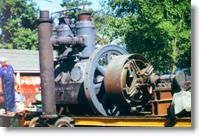 Fairbanks-Morse 100-hp engine