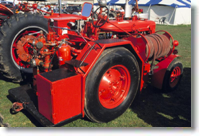 Farmall Fire Engine