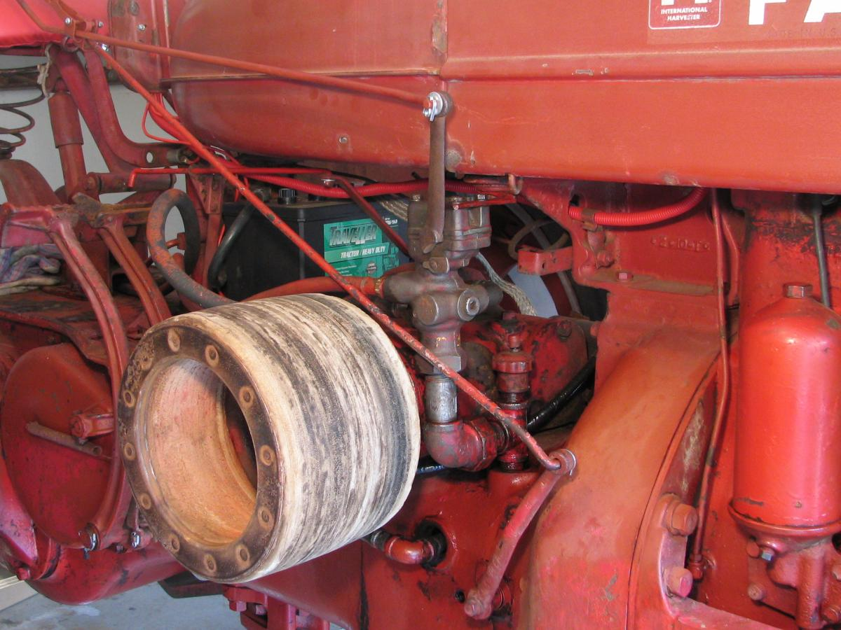 [DIAGRAM_0HG]  Farmall Ms and Super Ms | International M Tractor Engine Diagram |  | Dean Vinson's Farm Life Page